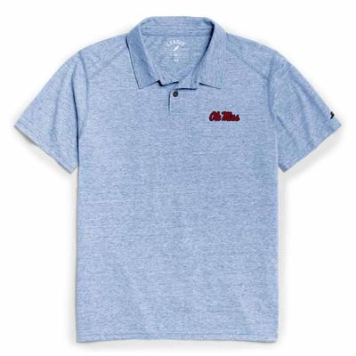 OLE MISS RECLAIM POLO
