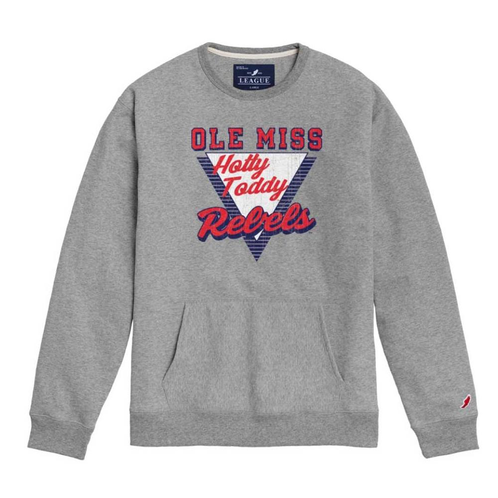 Ole Miss Hotty Toddy Pocket Crew