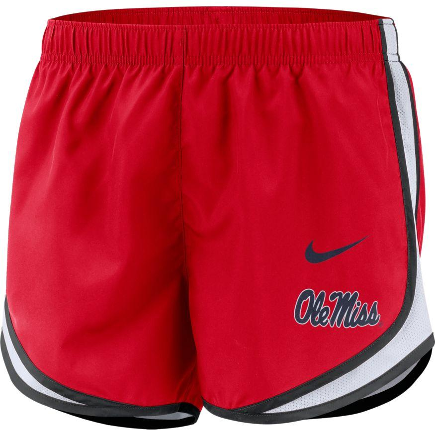 Nike Ole Miss Temp Shorts