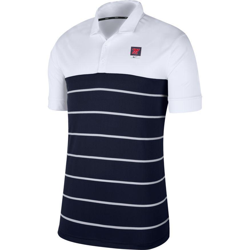 Nike M Striped Polo