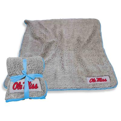 OLE MISS FROSTY FLEECE LIGHT_BLUE
