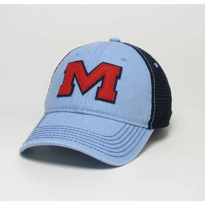 SCRIPT M DASHBOARD ADJUSTABLE CAP