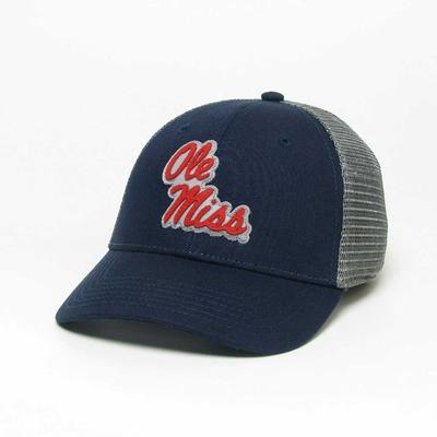 OLE MISS YOUTH LO-PRO SNAPBACK