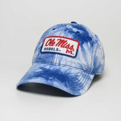 OLE MISS LIGHTWEIGHT RELAXED TWILL ADJUSTABLE CAP
