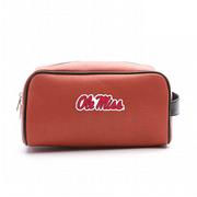 OLE MISS BASKETBALL TOILETRY BAG