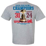 ADULT 2020 EGG BOWL CHAMPIONS SS TEE