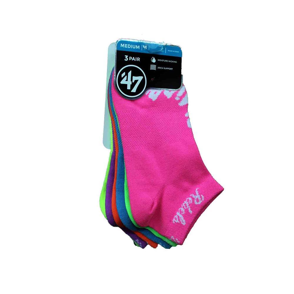 3pk Lumos Lcut Mismatch Sock