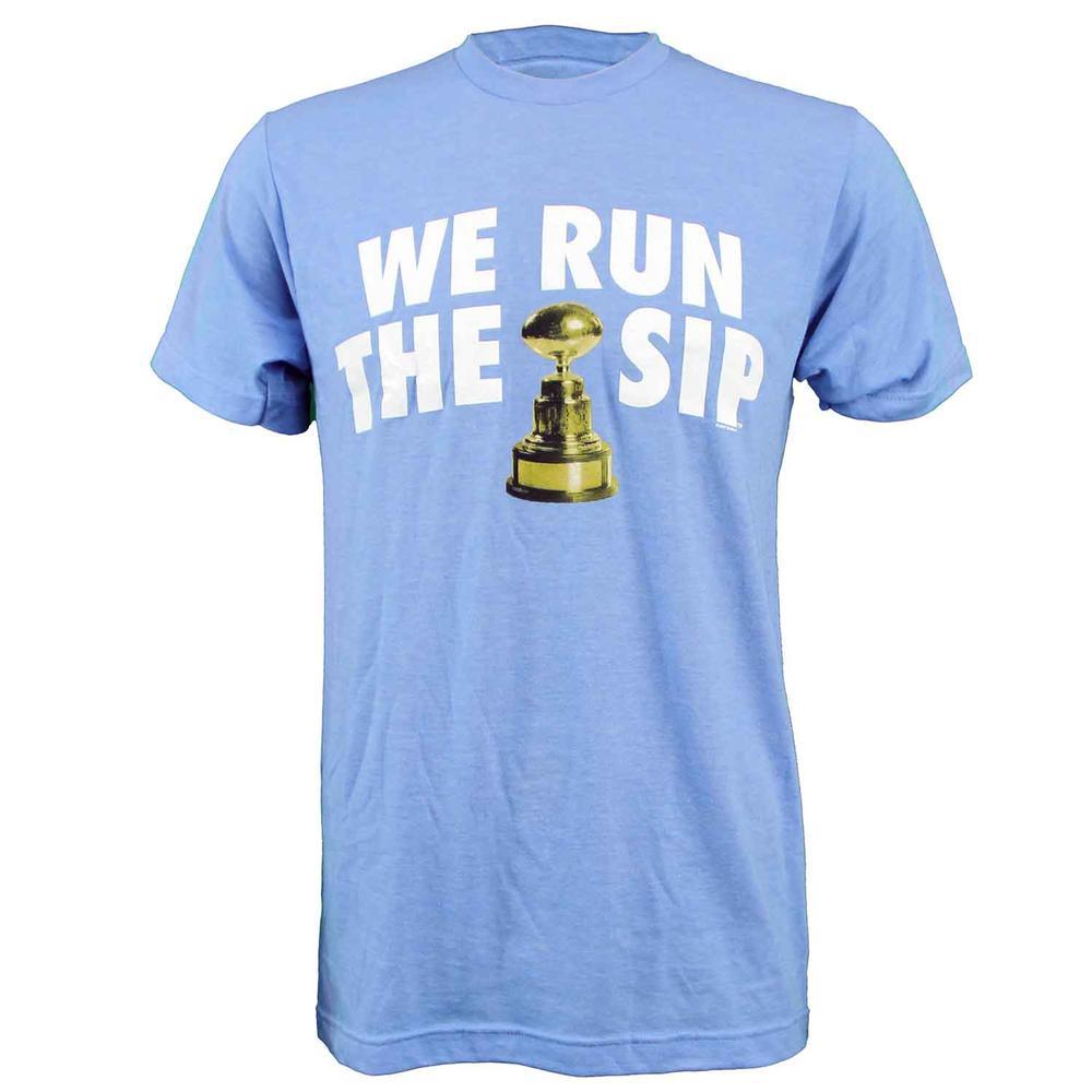 Ss We Run The Sip Tee