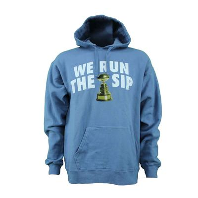 WE RUN THE SIP HOODED SWEATSHIRT