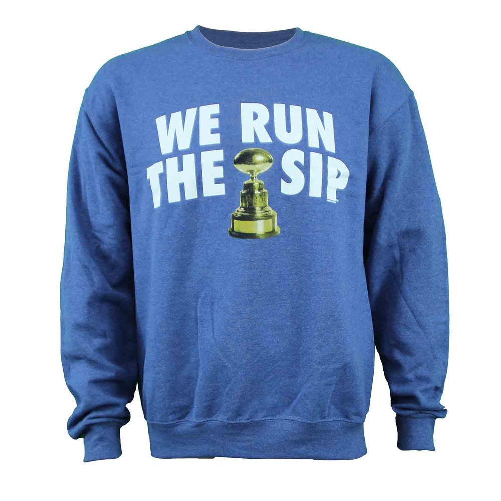 We Run The Sip Crew Sweatshirt