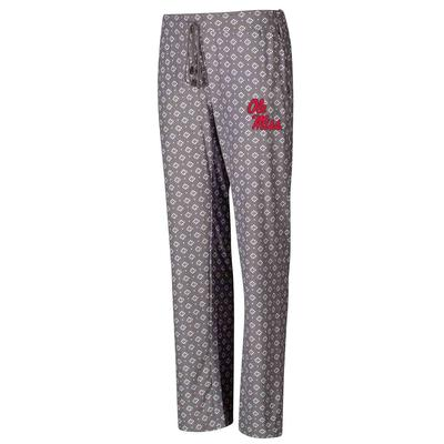 OLE MISS CLOUD 7 LADIES KNIT PANT
