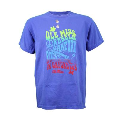 OLE MISS WOODSTOCK GAMEDAY ROCKS SS TEE