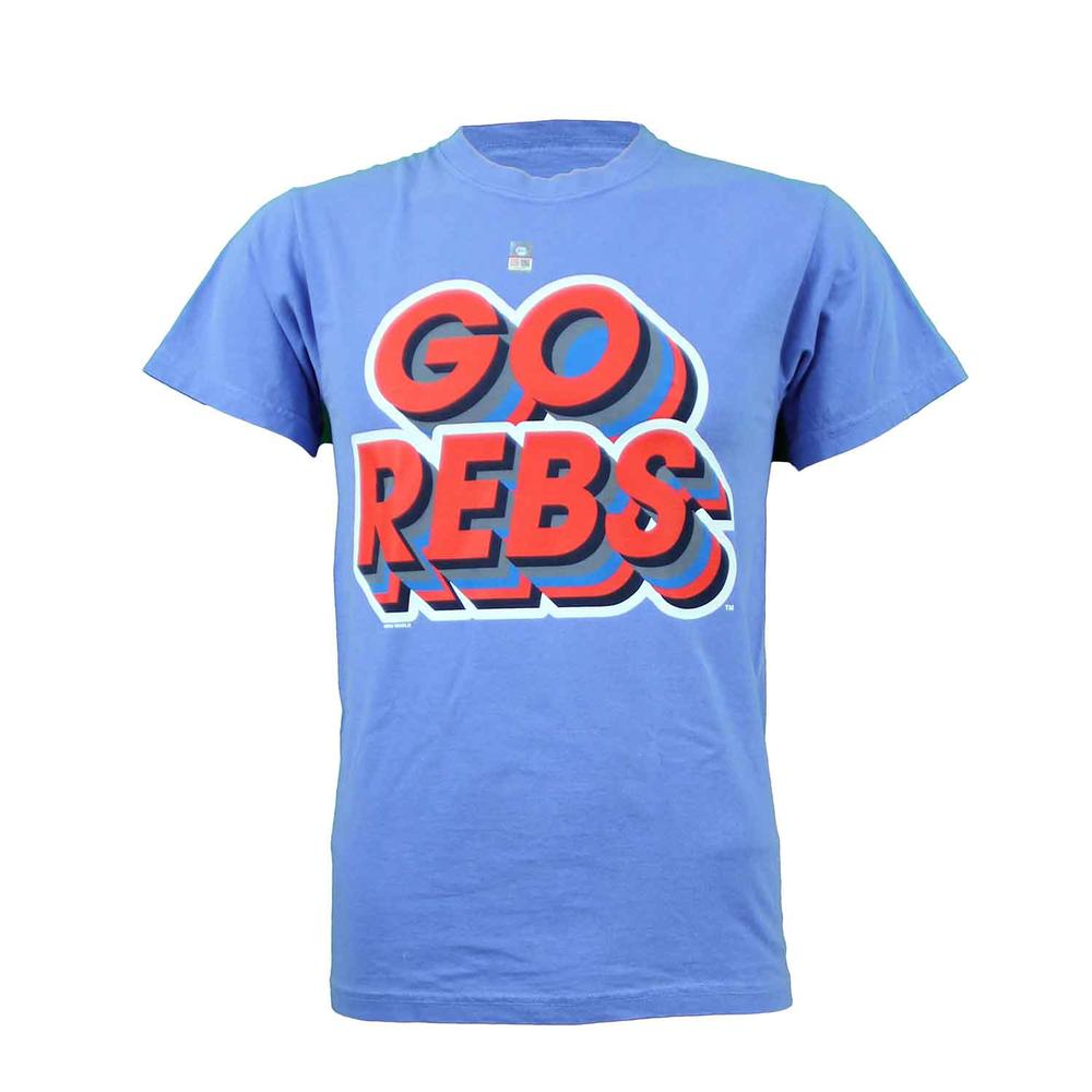 Go Rebs Comfort Colors Ss Tee
