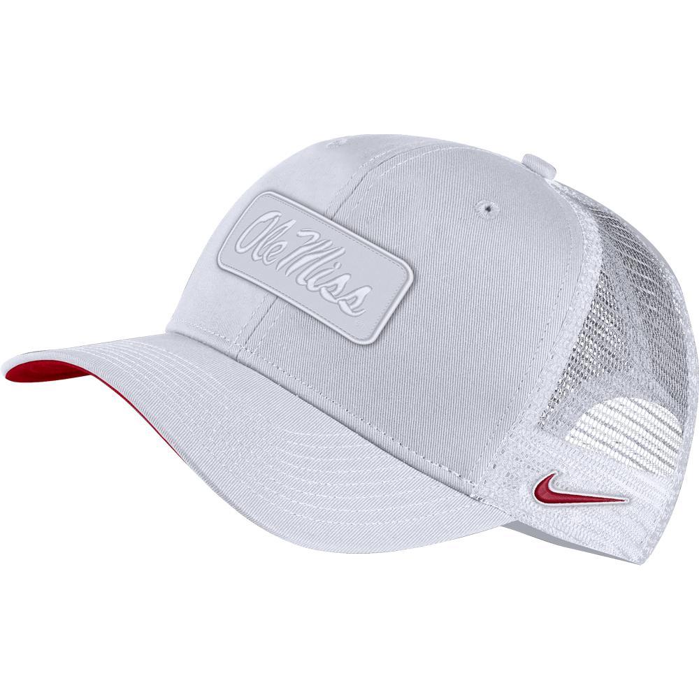 Nike Ole Miss Classic99 Trucker Adj Cap