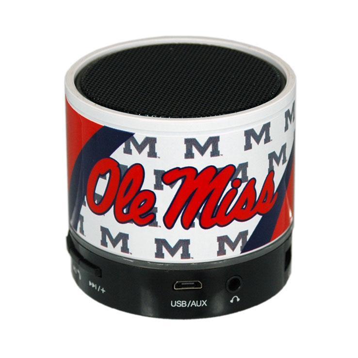Ole Miss Mini Bluetooth Speaker