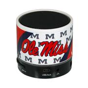 OLE MISS MINI BLUETOOTH SPEAKER