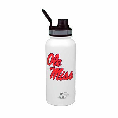 OLE MISS MUG TUMBLER 36OZ WATER BOTTLE