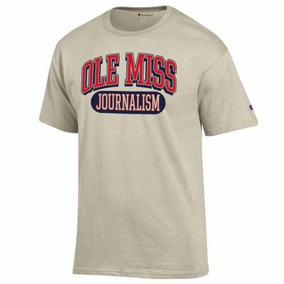 OLE MISS JOURNALISM SS TEE