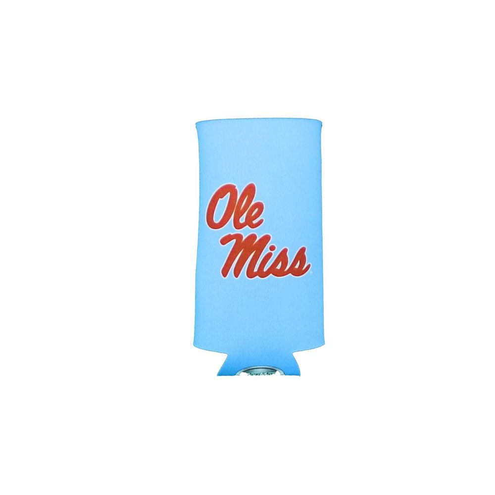 Col Blue 12oz Energy Coozie
