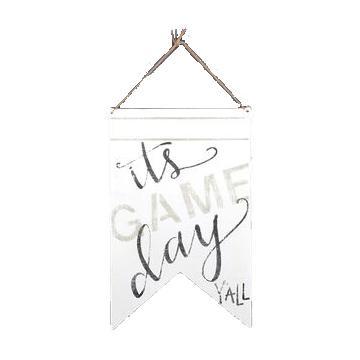 Game Day Yall Door Hanger