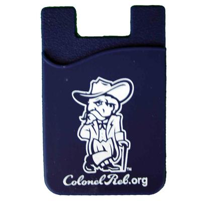 COLONEL REB SILIPOCK WALLET NAVY