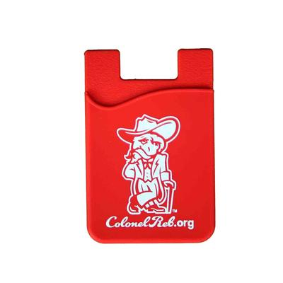 COLONEL REB SILIPOCK WALLET RED