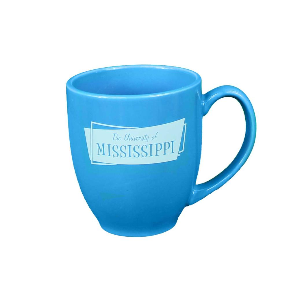 University Of Mississippi Wellfleet 16oz Bistro Mug