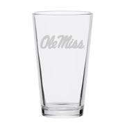 16OZ OM CRYSTAL MIXING GLASS