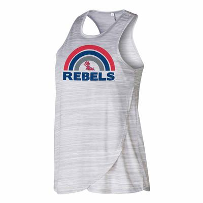 OLE MISS REBELS TULIP TANK