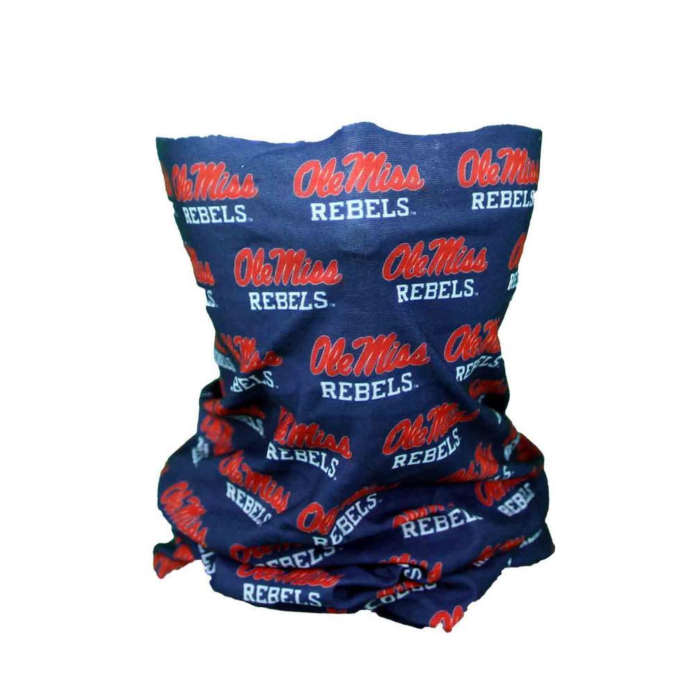 Ole Miss Rebels Multi- Function Neck Gaiter
