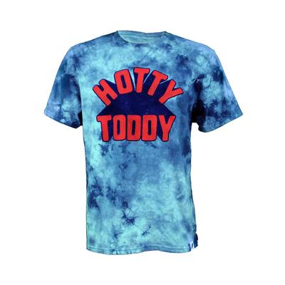 HOTTY TODDY TIE-DYE SS CREWNECK TEE