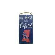 OLE MISS MY HEART IS IN OXFORD MISSISSIPPI