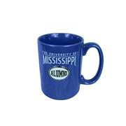 OLE MISS ALUMNI MEDALLION COLLECTION EL GRANDE MUG