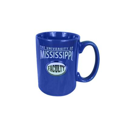 Ole Miss Faculty Medallion Collection El Grande Mug