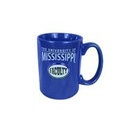 OLE MISS FACULTY MEDALLION COLLECTION EL GRANDE MUG