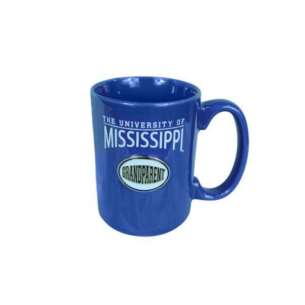 Ole Miss Grandparent Medallion Collection El Grande Mug