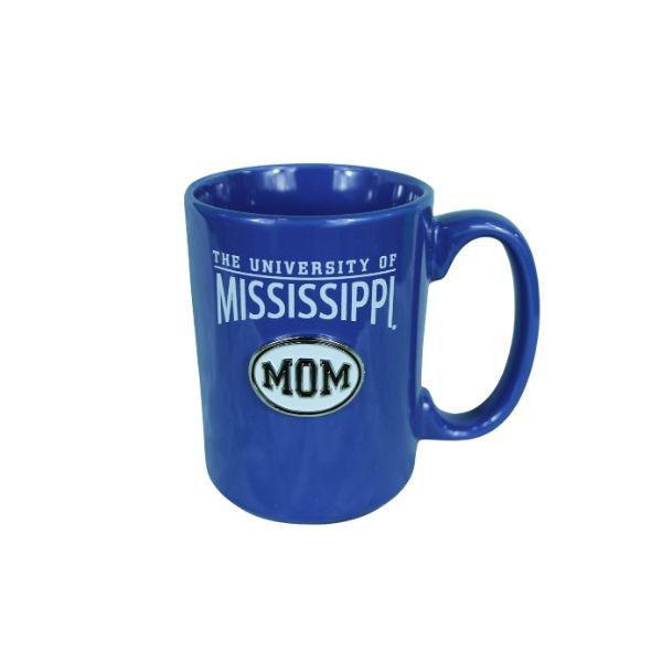 Ole Miss Mom Medallion Collection El Grande Mug
