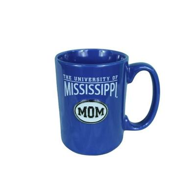 Ole Miss Mom Medallion Collection El Grande Mug