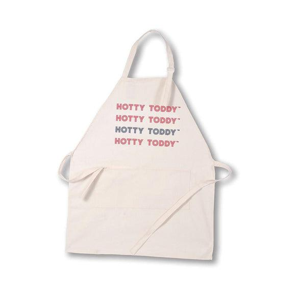 Hotty Toddy Retro Themed Apron