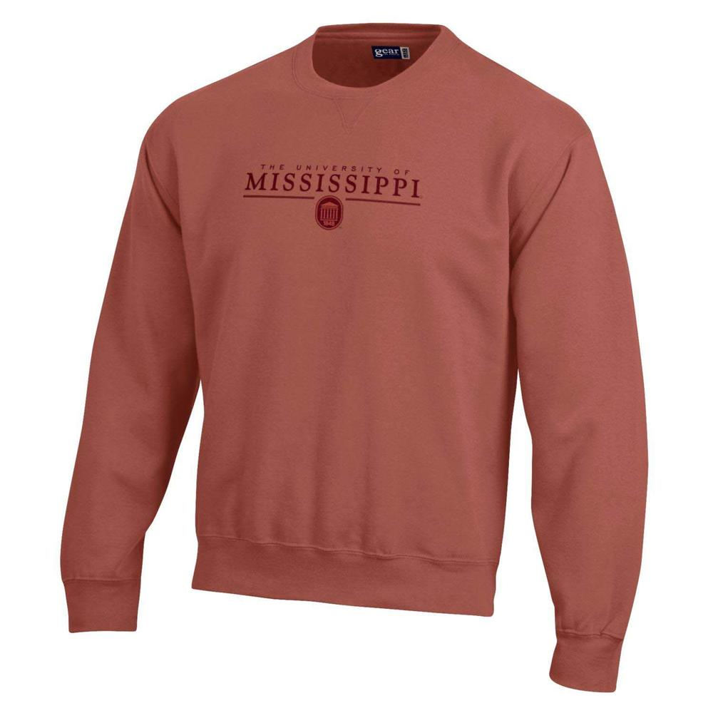 The University Of Miississippi Big Cotton Crew