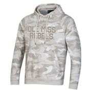 OLE MISS REBELS ALL DAY CAMO HOOD