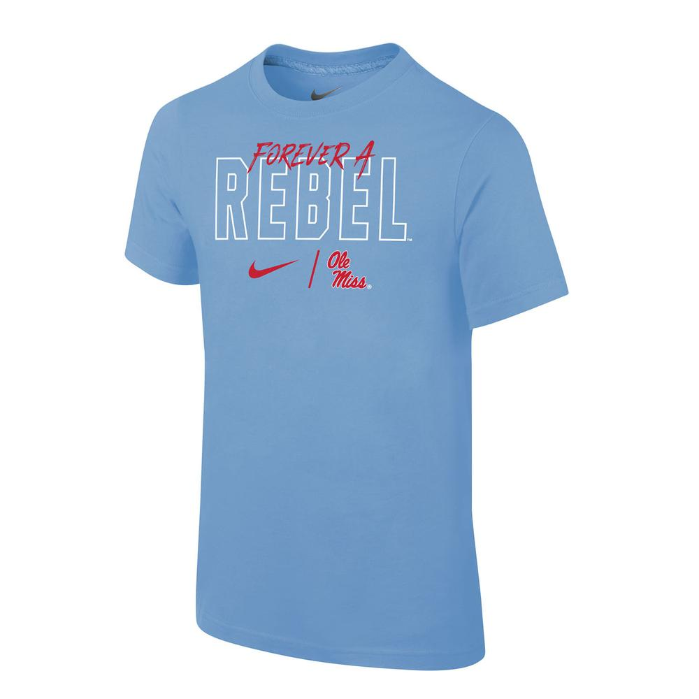 Forever A Rebel Ss Nike Core Cotton Tee