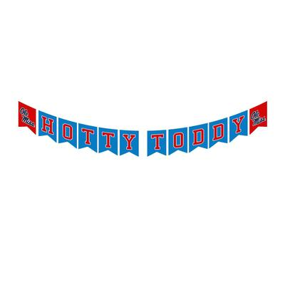 8FT HOTTY TODDY BANNER STRING