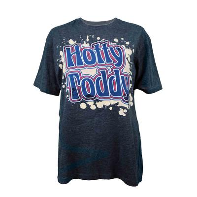HOTTY TODDY TROPIX BLEACH MELANGE TEE