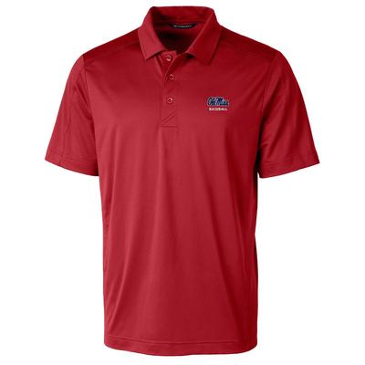 OLE MISS BASEBALL PROSPECT POLO RED
