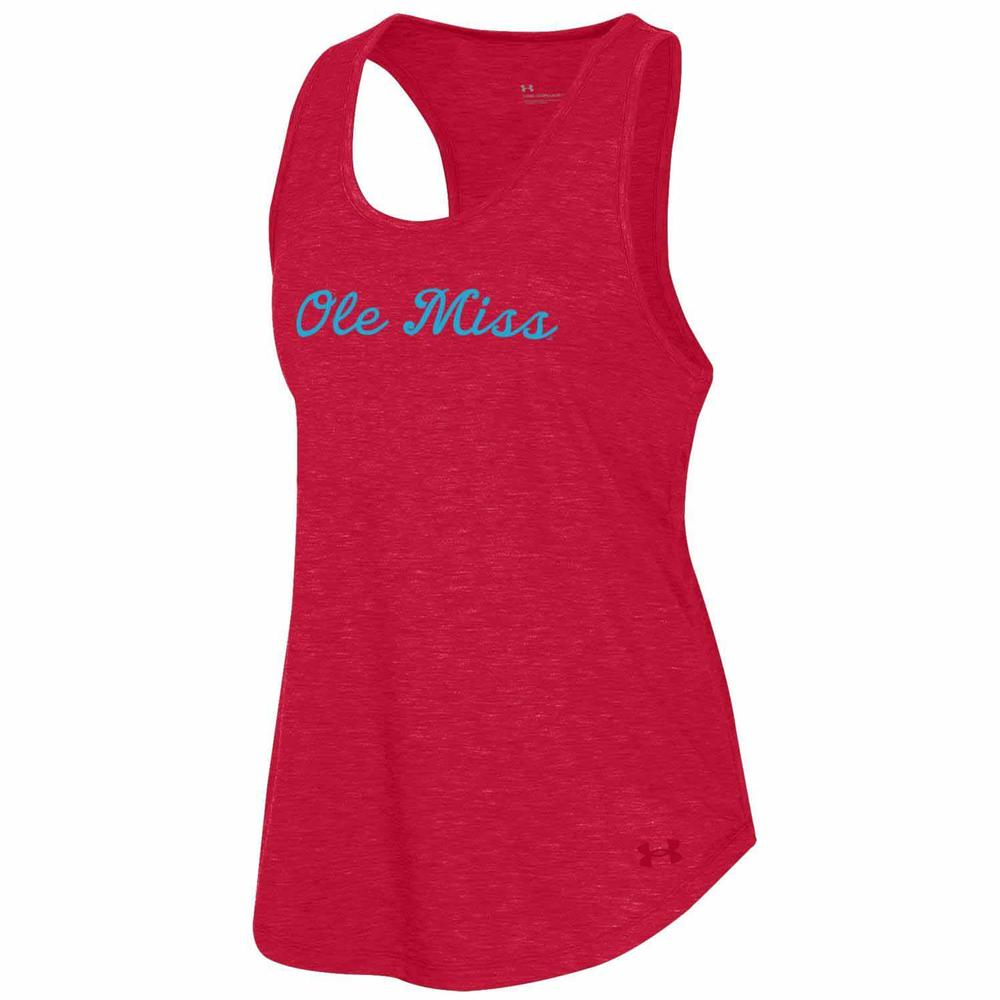 Ole Miss Hotty Toddy Breezy Tank