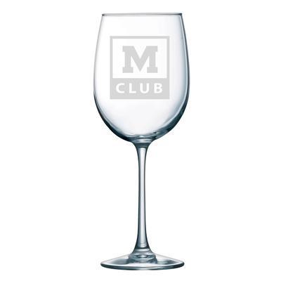 M CLUB 19OZ RED WINE GLASS