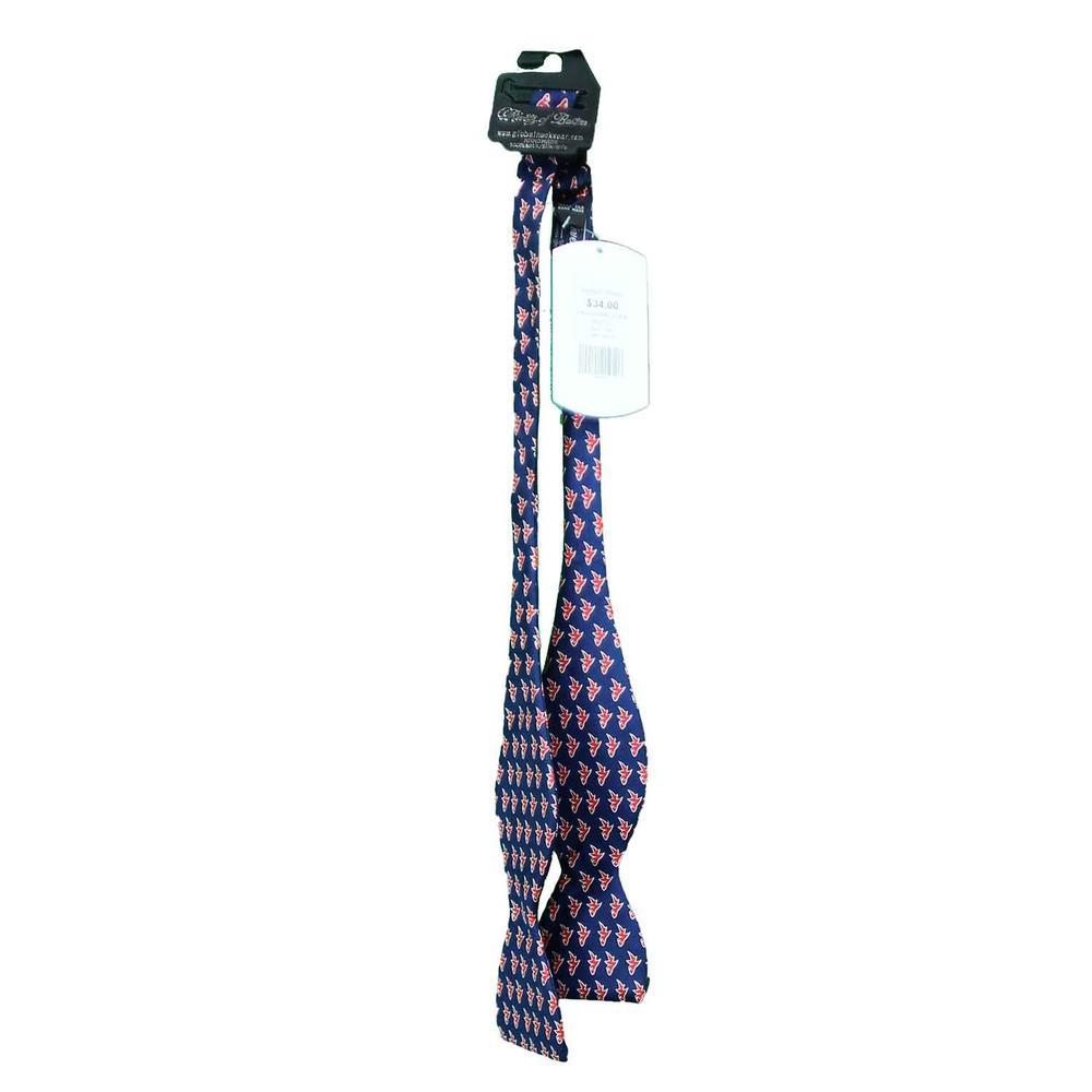 Landshark Silk Bow Tie