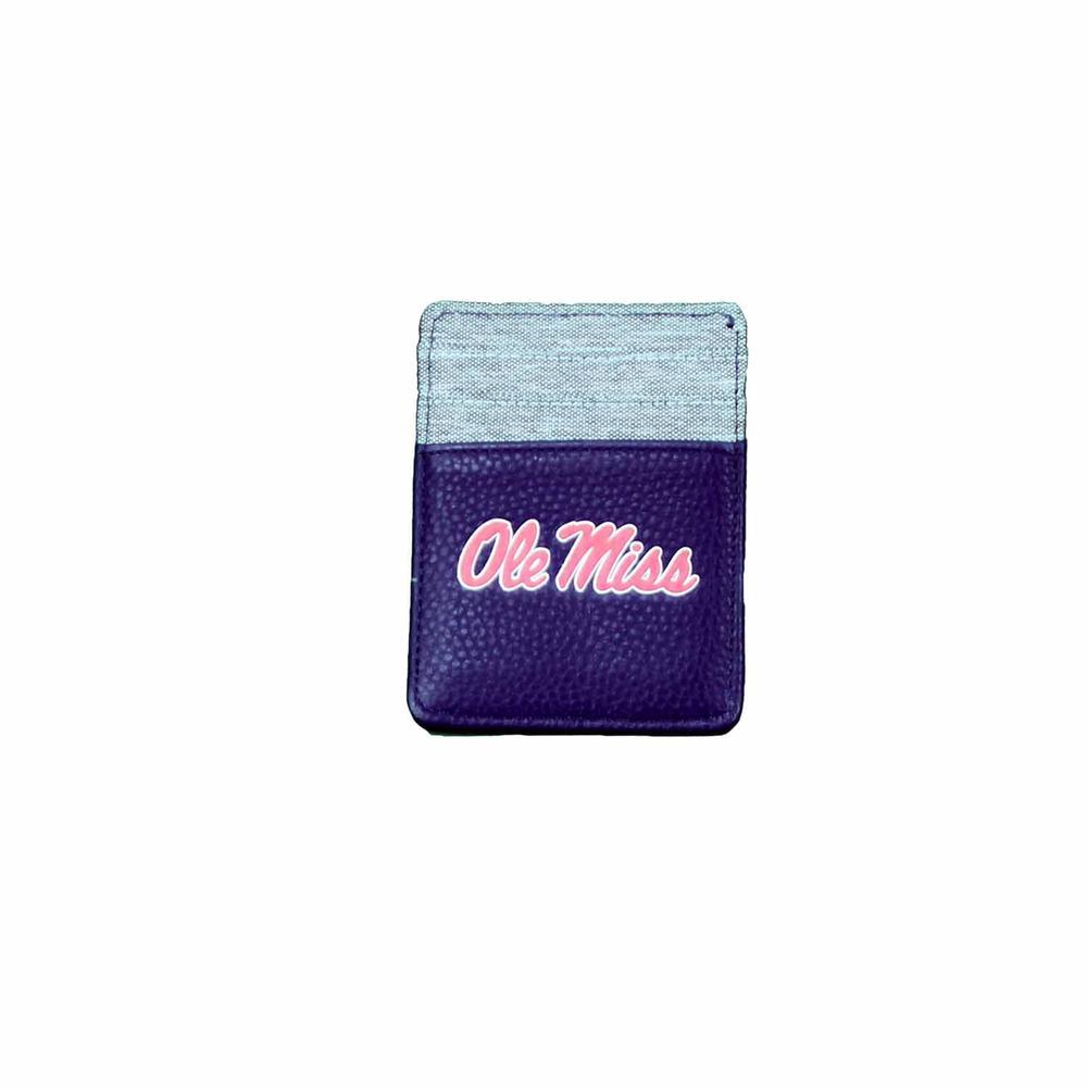 Pebble Front Pocket Wallet