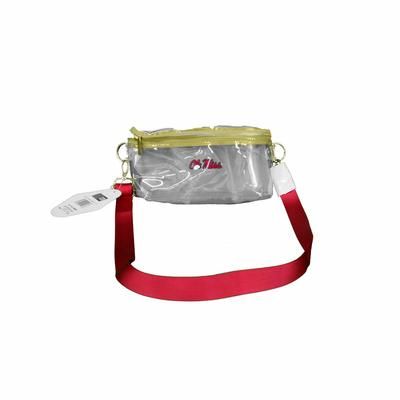 OM CLEAR BUMBAG